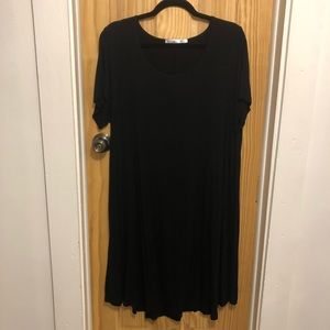 jollie lovin Dresses - Black Swing dress 3xl